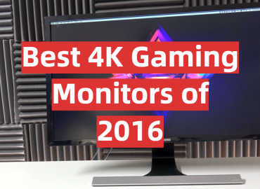 Best 4K Gaming Monitors of 2016