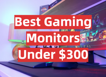 Best Gaming Monitors Under $300