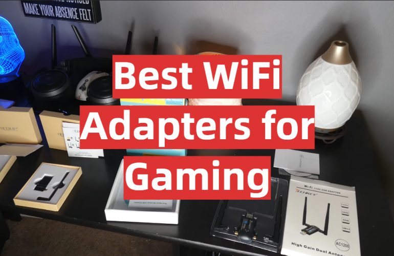 5 Best WiFi Adapters for Gaming
