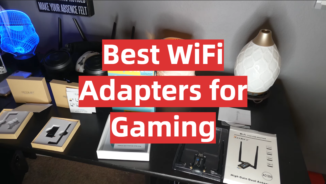 Best WiFi Adapters for Gaming
