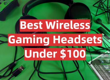 Best Wireless Gaming Headsets Under 100