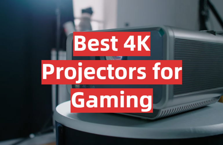 5 Best 4K Projectors for Gaming