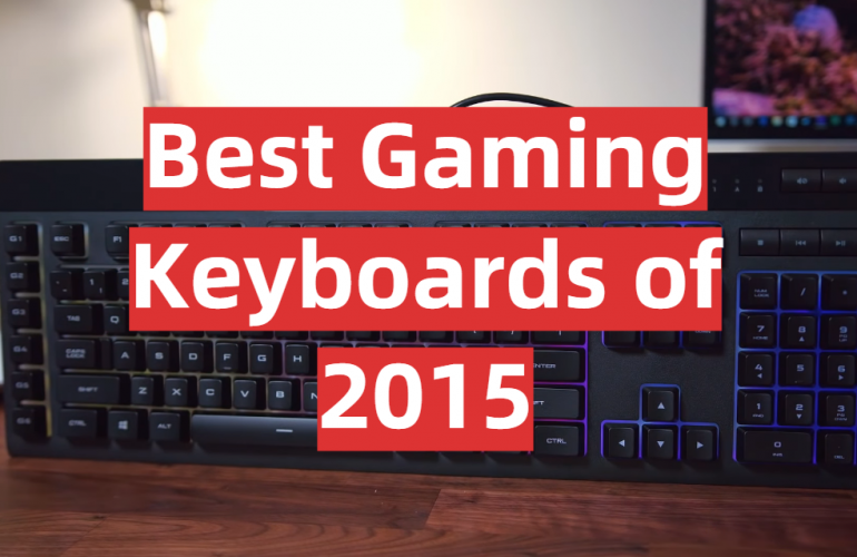 5 Best Gaming Keyboards of 2015