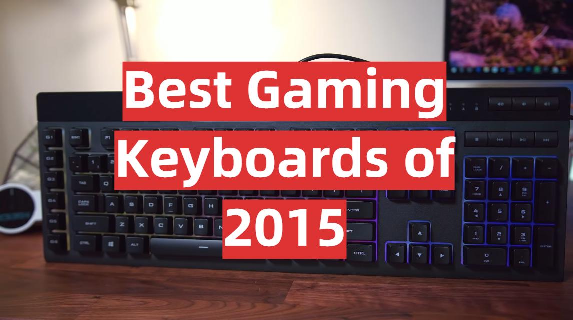 Best Gaming Keyboards of 2015