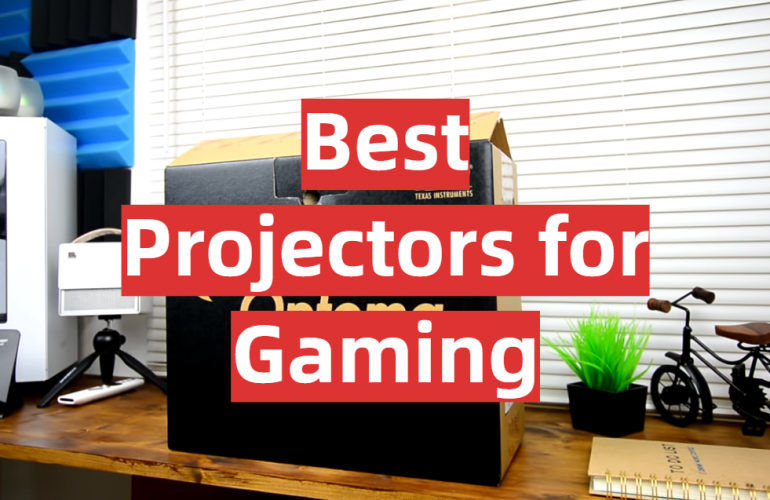 5 Best Projectors for Gaming