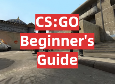 CS:GO Beginner's Guide