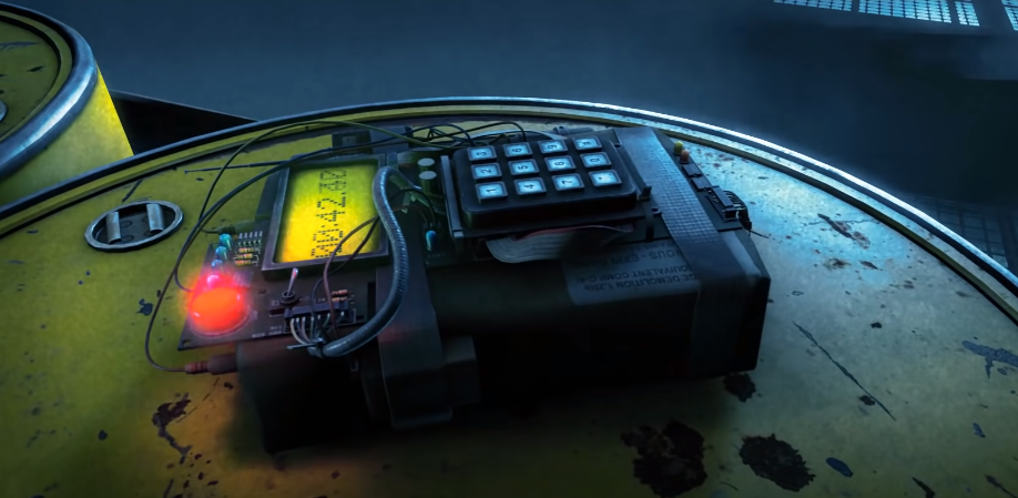 Bomb ins CS:GO closer look