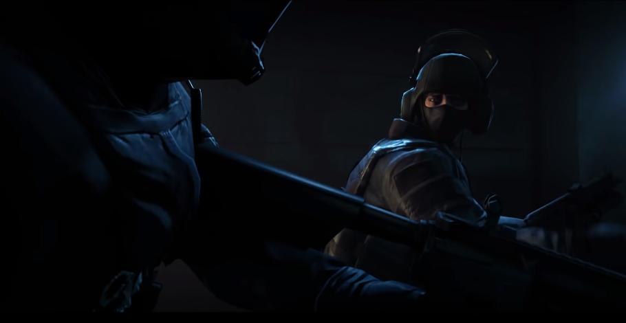 Counter-terrorists in CS:GO