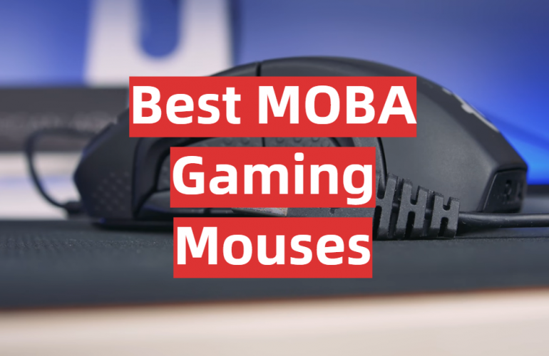 5 Best MOBA Gaming Mouses