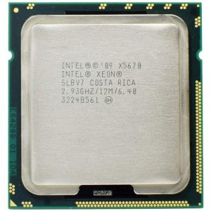 Intel Xeon SLBV7 X5670