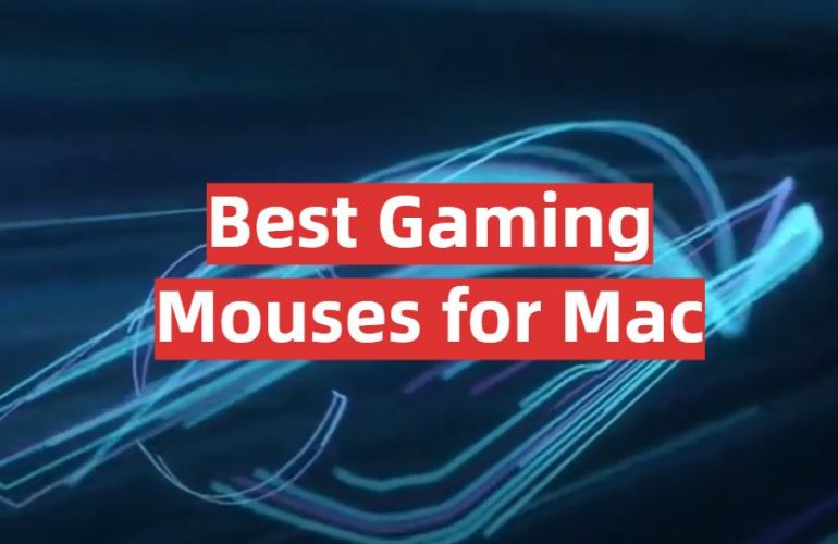 5 Best Gaming Mouses for Mac
