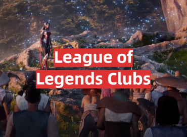 League of Legends Clubs