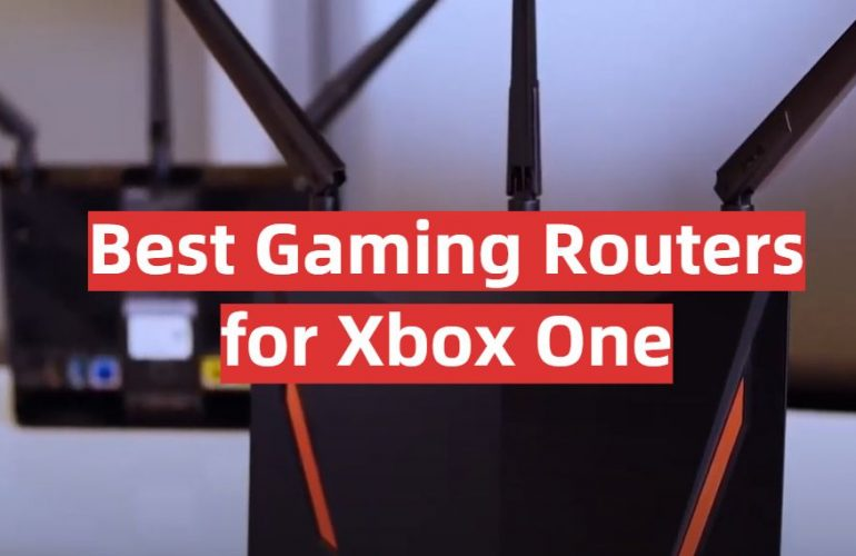 5 Best Gaming Routers for Xbox One