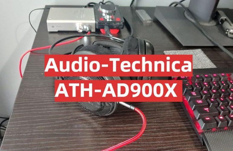 Audio-Technica ATH-AD900X Review