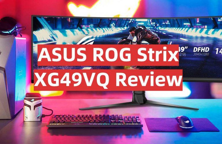 ASUS ROG Strix XG49VQ Review