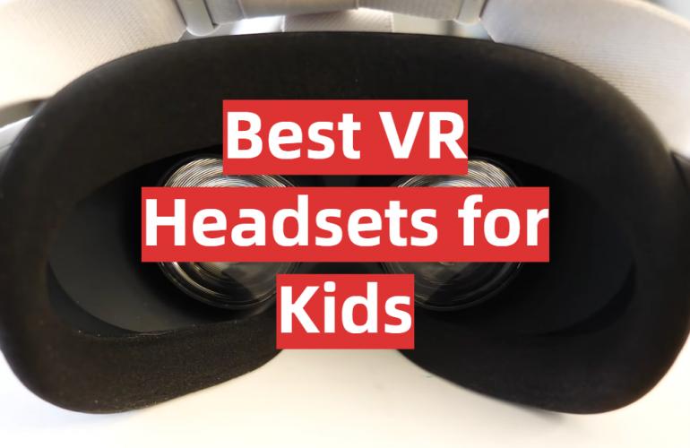 5 Best VR Headsets for Kids