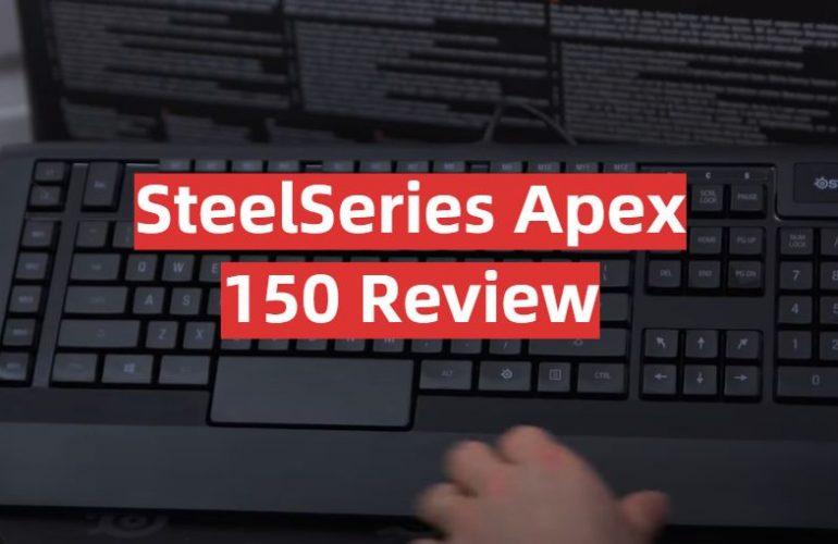 SteelSeries Apex 150 Review