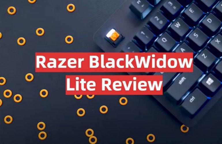 Razer BlackWidow Lite Review