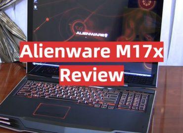 Alienware M17x Review