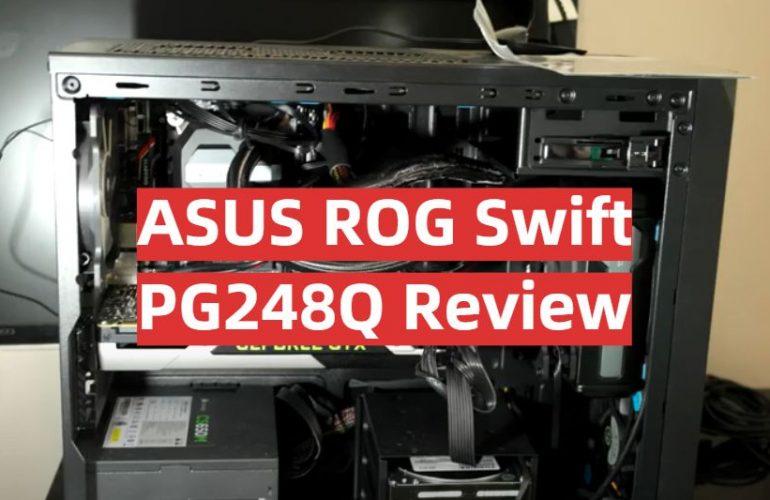 ASUS ROG Swift PG248Q Review