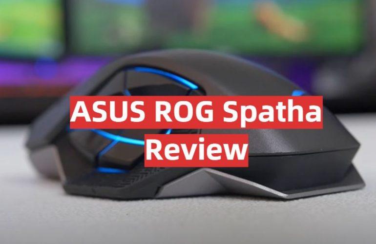 ASUS ROG Spatha Review