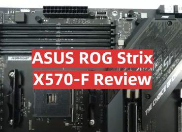 ASUS ROG Strix X570-F Review