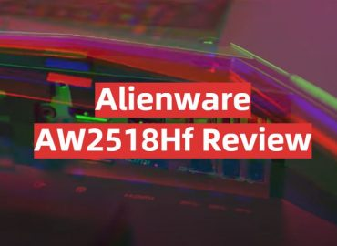 Alienware AW2518Hf Review