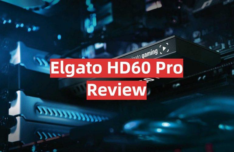 Elgato HD60 Pro Review