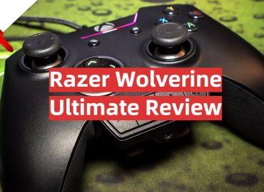 Razer Wolverine Ultimate Review
