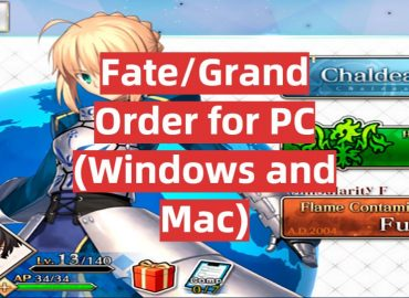 Download Fate/Grand Order for PC (Windows and Mac)