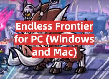 Download Endless Frontier for PC (Windows and Mac)