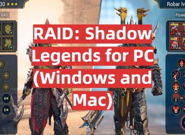 Download RAID: Shadow Legends for PC (Windows and Mac)