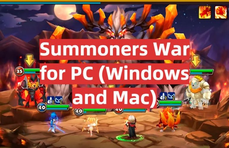 Download Summoners War for PC (Windows and Mac)