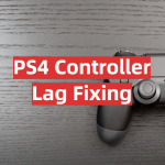 PS4 Controller Lag Fixing